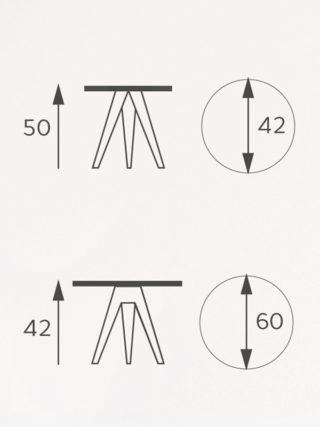 Кофейный столик Gonchar 6