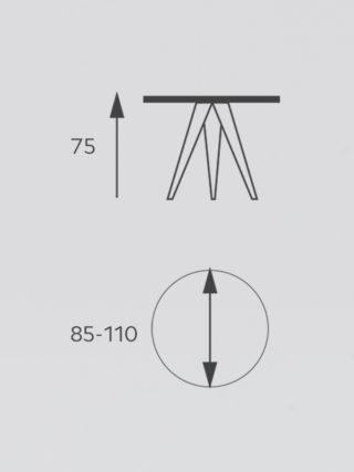Стол Rudokop 6
