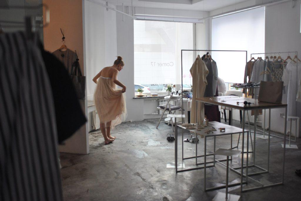 Концепт-стор женской одежды 2