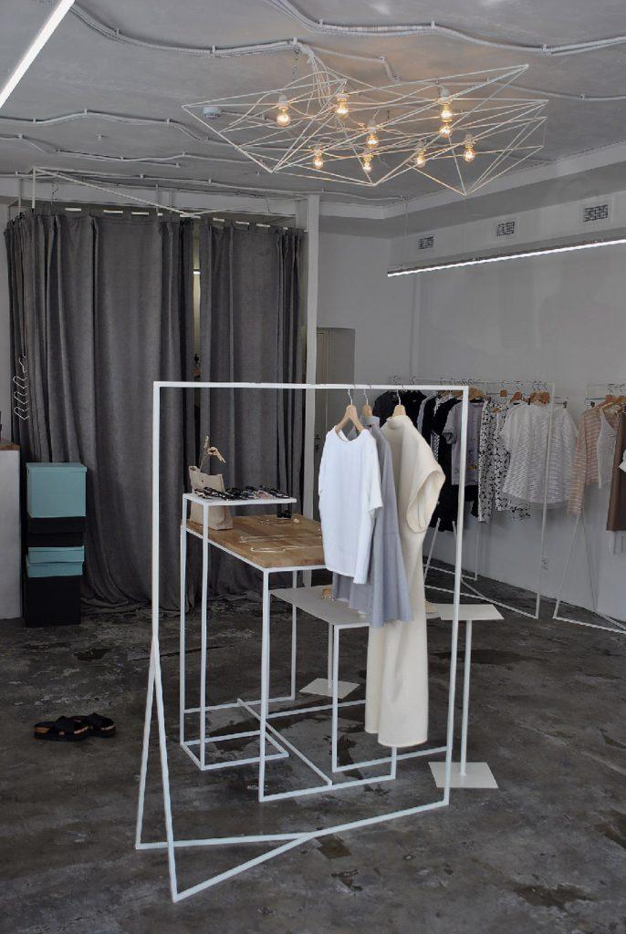 Концепт-стор женской одежды 3