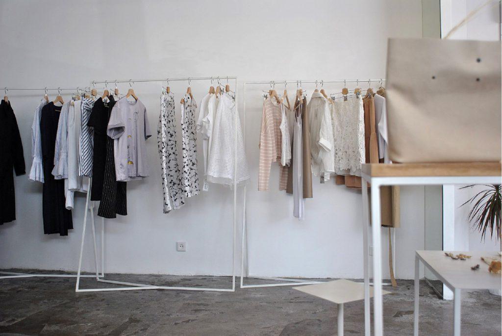 Концепт-стор женской одежды 9